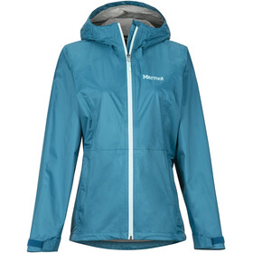 Marmot PreCip Eco Plus Chaqueta Mujer, late night